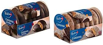 amazon com bahlsen contessa lebkuchen 1 each classic glazed