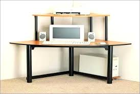 Tesco Computer Desk Corner Desk For Small Space Desks Bedroom With Storage Wood