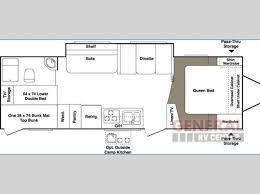 2006 keystone cougar floor plans used 2006 keystone rv outback 29bhs travel trailer at general rv