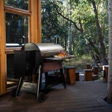 Traeger Fire Pit by Huge Traeger Pro Series 34 Pellet Grill Bbq Cooker Wood Burning 6