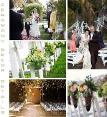 Small Backyard Wedding Ceremony Ideas by 14 Best Outdoor Wedding Ceremony Decorations Images On Pinterest