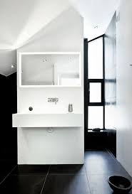 Bathroom In Black Fredensborg House Architecture Norm Architects