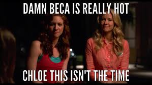 Pitch Perfect Meme - bechloe google zoeken aca awesome pinterest fandoms