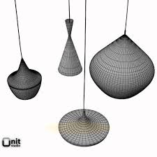 beat light set by tom dixon 3d model from cgtrader com youtube