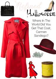 party city san diego halloween costumes carmen sandiego halloween costume carmen sandiego photoshoot