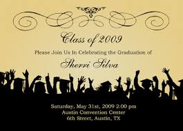 graduation invite free graduation templates downloads free wedding invitation