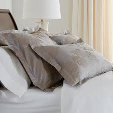 Taupe Duvet Susana Taupe Floral Duvet And Avner Coverlet Bedding Collections