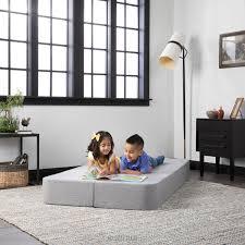 Sofa Bed Design Interior Amazon Com Lucid 8 Inch Convertible Foam Mattress And Floor Sofa