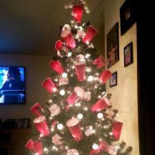 red solo cup christmas tree this would be so awesome humor