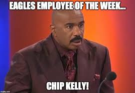 Steve Harvey Memes - chip kelly found out his fate from steve harvey true story