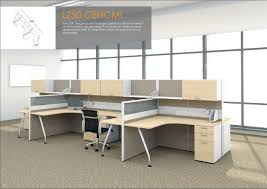 Office Table With Partition Cluster Of 8 Pax Workstation Offi End 7 23 2017 12 15 Pm