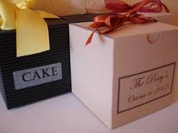 embossed wedding cake boxes personalized cake boxes for weddings
