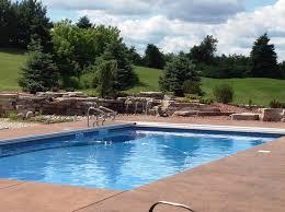 Swimming Pool Companies by Swimming Pool Milwaukee Inground Pools Wisconsin Waukesha County