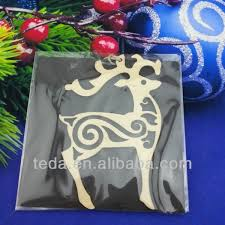 reindeer plywood christmas decorations buy plywood christmas
