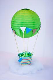 hot air balloon centerpiece hot air balloon centerpiece tutorial sweetwood creative co