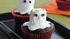 ghost cupcakes recipe bettycrocker