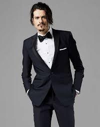 midnight blue wedding band peak lapel wedding tuxedos suits
