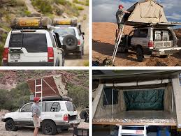 Eezi Awn Roof Top Tent The Design Of Overlanding Notcot