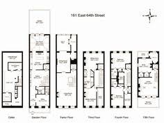 luxury house plans with elevators floor plans converted townhouse in greenwich in york