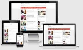 download template blogger invision gratis maxikom template