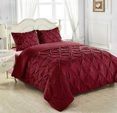 Red And White Comforter Sets Bedroom Wayfair Comforters Red California King Comforter Sets