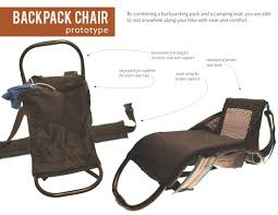 Backpack With Chair Backpack Chair By Meredith Winters At Coroflot Com