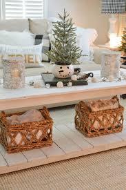 calm cozy christmas living room fox hollow cottage