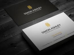 Ashley Furniture Card by Business Card Design For David By Logodentity Design 4157489