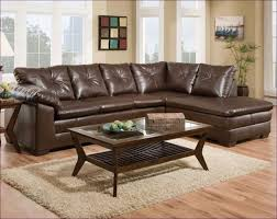 Microfiber Sectional Sofa With Chaise Furniture Magnificent Broyhill Sectional Blue Leather Sectional