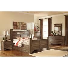 Bedroom Furniture Queen by Queen Panel Bed 5 Pc Bedroom Package