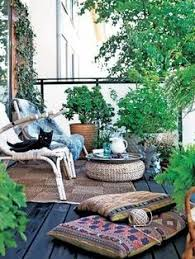 Patio Ideas For Small Backyards If You Want Privacy Add Outdoor Curtains Tiny Balcony Outdoor