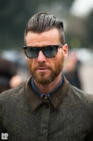 cool hairstyles for men with beards top men haircuts