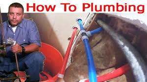 pex water pipe plumbing house replacement 1 of 9 youtube