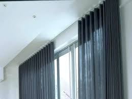 Curtain Ceiling Mount Ceiling Mount Curtain Track Fifty2 Co