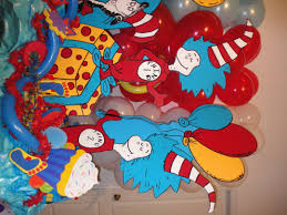 adorable decorations dr seuss cat in the hat birthday