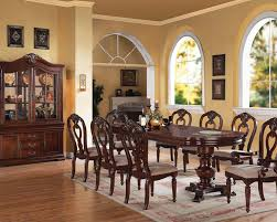 Traditional Dining Room Furniture Sets Traditional Dining Room Sets Cherry Createfullcircle