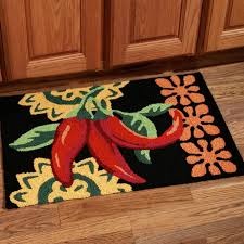 Kitchen Rugs Washable by Decorating Luxury Formless Kitchen Rugs With Grapes Leaf And