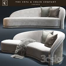 Sofa And Chair Company by 3d Models Sofa Mouna Daybed The Sofa And Chair Company