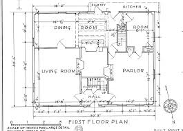center hall colonial floor plan basement apartment house excellent