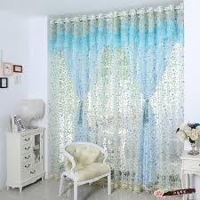 Turquoise Living Room Curtains Online Get Cheap Window Curtain Set Aliexpress Com Alibaba Group