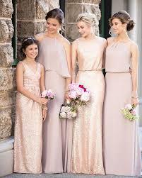 affordable bridesmaids dresses cheap mismatched gold sequin bridesmaid dresses