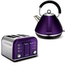 Morphy Richards Accents Toaster Morphy Richards Plum Home Furniture U0026 Diy Ebay
