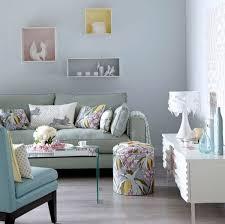 living room decor blue interior design