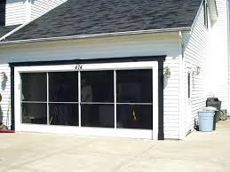 Screen Doors For Patio Sliding Screen Door For Garage Sliding Garage Screen Doors Hide