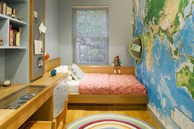 Kids Room Feature Walls Worthy Of A Gold Star - Kids rooms houzz