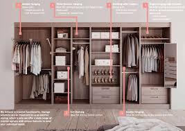 wardrobes bespoke bedroom in built furniture wardrobe bedside