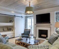 Basement Window Curtains - new york basement window curtains sunroom beach style with wood