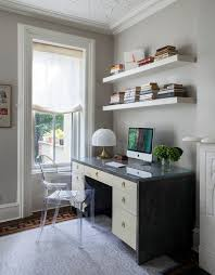 office desk with bookshelf wall units interesting shelves above desk floating shelves above