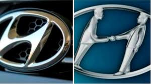 hyundai logos 16 famous logos with a hidden meaning that we never even noticed