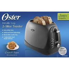 Bread Toaster Oster 2 Slice Toaster Walmart Com